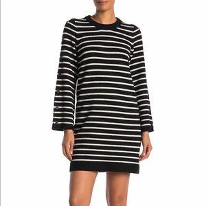 🆕 Madewell Button Sleeve Sweater Dress